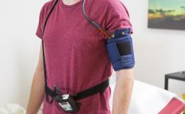 24h-Blutdruck-Aufzeichnung